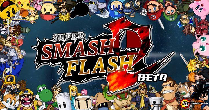 Super Smash Flash 2 Beta